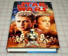 Star Wars Episode II: Attack of the Clones by R. A. Salvatore HCDJ $4.99 USD on eBay