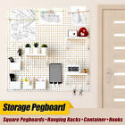 Display Wall Mount StoragePegboard Organizer Shelf Holder  For Vacuum Cleaner