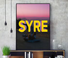 SYRE (by Jaden Smith) Album Cover Poster Professional Grade Print HD A3 A4 Wall