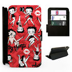 Betty Boop Pin Ups - Flip Phone Case Cover - Fits Iphone / Samsung £9.98 GBP on eBay
