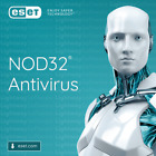 ESET NOD32 Antivirus 2021 - 1 to 3 years for 1 to 5 devices (License key)