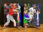 2020 Topps Opening Day BLUE FOIL Parallel YOU PICK Finish Set ~~~~FLAT SHIPPING!