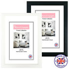 All Sizes Black Or White Photo Frame Sleek Home Picture Frame A1 A2 A3 A4 A5 Lw