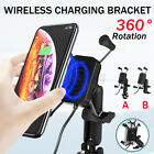 Adjustable Wireless Charging Mobile Phone Holder For 5.5-6.5-inch Mobile Phones