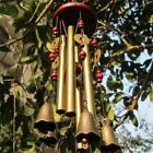 Large Wind Chimes Bells Windchime Copper Ornament Gift Yard Garden Home Decor