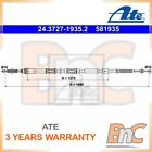ATE REAR RIGHT PARKING BRAKE CABLE FOR TOYOTA OEM 24372719352 46420-12710