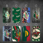 wallet case Minnesota Wild galaxy note 9 note 3 4 5 8 J3 J7 2017 2018 $17.99 USD on eBay