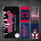 wallet case Cleveland Indians iphone 7 iphone 6 6+ 5 7 X XR XS MAX case on Ebay