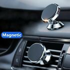 2in1 Magnetic Car Mount Sticky Dashboard + Clip Air Vent Stand Holder For Phone