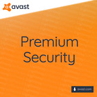 Avast Premium Security 2020 - 1 to 3 years for 1 to 10 devices (Code Key)