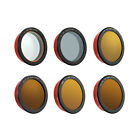 FixedPricepuluz professional camera lens filter uv cpl nd8 nd16 nd64 for dji osmo action