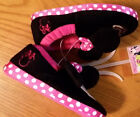 HELLO KITTY~POKEMON~MONSTER HIGH~MINNIE~KIDS~TODDLER~YOUTH~SLEEPERS~SLIP ON SHOE