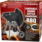 """Barbecue BBQ Grill Portable Outdoor Charcoal Cooking Grill 14"""" Round Patio"""
