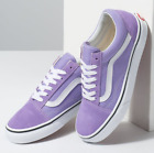 Vans Old Skool VIOLET TULIP Shoes Women's Sizes NEW IN BOX