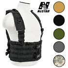 NcSTAR VISM Tactical Rifle Modular Adjustable Chest Rig with Magazine Pouches