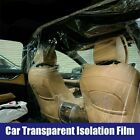 For Car Taxi Isolation Film Car Stickers Surround Protective Cover Cab Rear