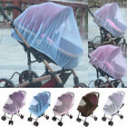 Universal Baby Stroller Pushchair Mosquito Insect Net Cover for Pram Car Seat US image