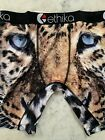 Ethika The Staple Fit - Men's Boxers - Leopard - FREE SHIPPING