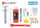 Bleed Kit For Shimano Hydraulic Road Brakes With Mineral Oil - Pick Your Kit!