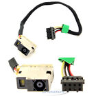 Replacement For HP 15-E 15T-E 17-E 709802-SD1 DC Jack Socket With Cable Harnesss