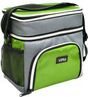 Vina Insulated Lunch Bag Dual Compartment Cooler Tote Bag For Men Women Adult