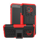 For Samsung Galaxy J2 Core/Pure/Dash Shockproof Armor Rugged Stand Hard TPU Case