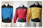 Star Trek TNG Male Duty Uniform Outfit Suit Cosplay Costume Shirt Jacket+3 Color on eBay