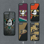 Anaheim Ducks Phone Case For iPhone 11 Pro X XS Max 8+ 7 6 Plus Black Cover $14.95 USD on eBay