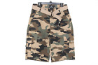 BTL Men's Ribstop Cargo Shorts With Belt 4 Color Size 32-46