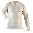 Genuine US Military Issue Thermal Top, Wallace Beery Henley Vintage Thermal