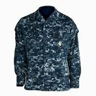 Genuine Issue US Navy NWU (Navy Working Uniform) Blouse, Navy Digital Camo