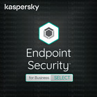 Kaspersky Endpoint Security Business SELECT - 2 years for 15 to 50 devices