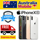Apple Iphone Xs 256gb 64g Unlocked As New Condition Au Warranty Express Shipping