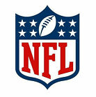 National Football League NFL Sticker Vinyl Decal 4-73 $3.74 USD on eBay