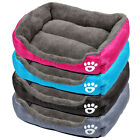 Dog Beds for Dogs Soft Sofa Cushion Mattress Washable Small Medium Dogs Cats Bed