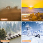 Acrylic Nail Kit Powder Glitter Nail Art Manicure Rhinestone Tool Tips Brush Set