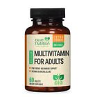 Multivitamin for Men and Women Highest Potency Once Daily Adult Multi Vitamin $19.92 USD on eBay
