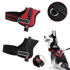 Large Vest Extra Harness Soft Pull Dog Medium Adjustable Big UK Non Small Padded