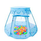 Ocean Ball Pit Pool Toy Outdoor Indoor Tent Girls Fairy House Princess Tent MP