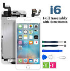 For iPhone 6 Screen Replacement LCD Display Digitizer Assembly  Camera  Button