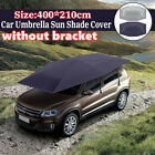 Universal Portable Car Tent Umbrella Sun Shade Roof Cover Uv Protection Y4v0