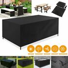 Garden Patio Furniture Cover Waterproof Protector Table Chair BBQ Outdoor US