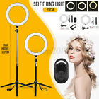 Внешний вид - LED Selfie Ring Light with Tripod Stand&Cell Phone Holder for Live Stream/Makeup