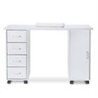 Manicure Table Nail Table Beauty Salon Nail Station Desk Nail Art Equipment