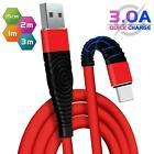 Heavy Duty USB Charger Sync Wire Lead Charging Cable for iPhone 11 XR XS 8 7 6s