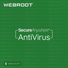 Webroot SecureAnywhere AntiVirus - 1 to 3 years for 1 to 5 PC Mac (License key)