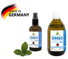 DMSO Dimethyl sulfoxide 100 / 250 ml 99.9