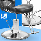Hair Salon Chair Barber Chair Hydraulic Pump Hairdressing Circular Base 23inch