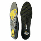 Crep Protect Unisex The Ultimate Gel Insoles Black Footwear Protection Protec...