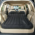 Inflatable Car Back Seat Mattress Protable Travel Camping Air Bed Rest Sleep +
